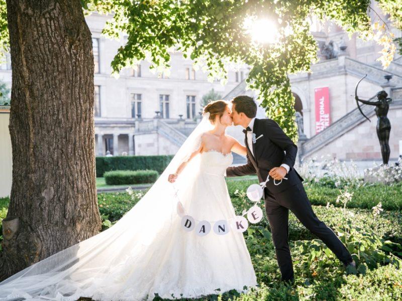 Hochzeit von Camilla & Björn