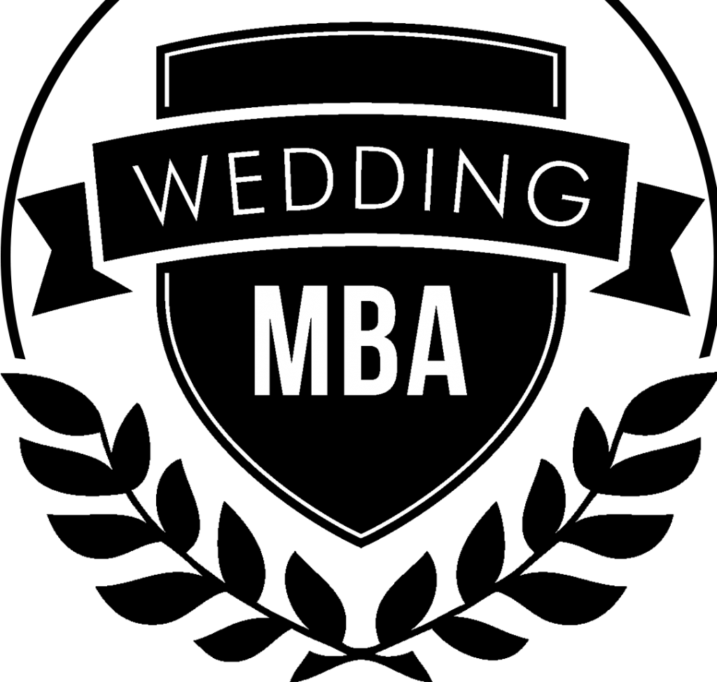Las Vegas Wedding MBA Badge