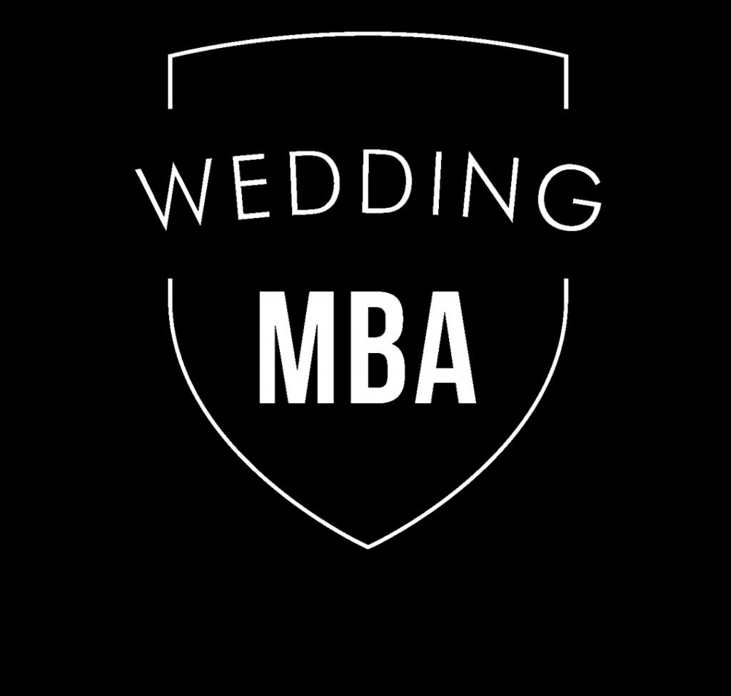 Las Vegas Wedding MBA Badge