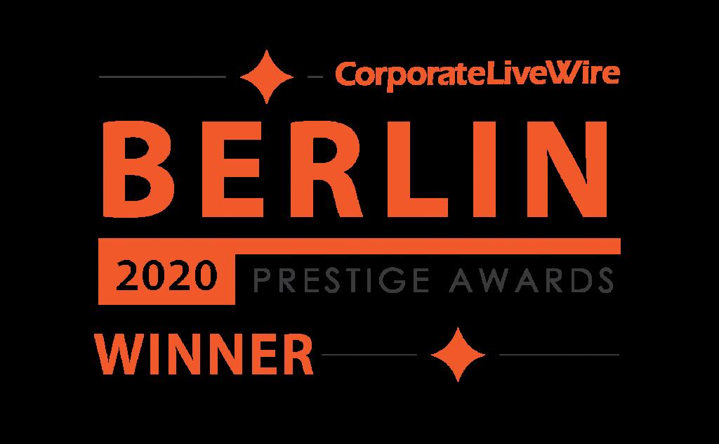Berlin prestige Award