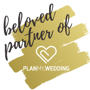 Plan my wedding Logo