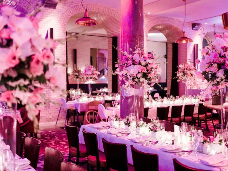 Austernbank Hochzeit