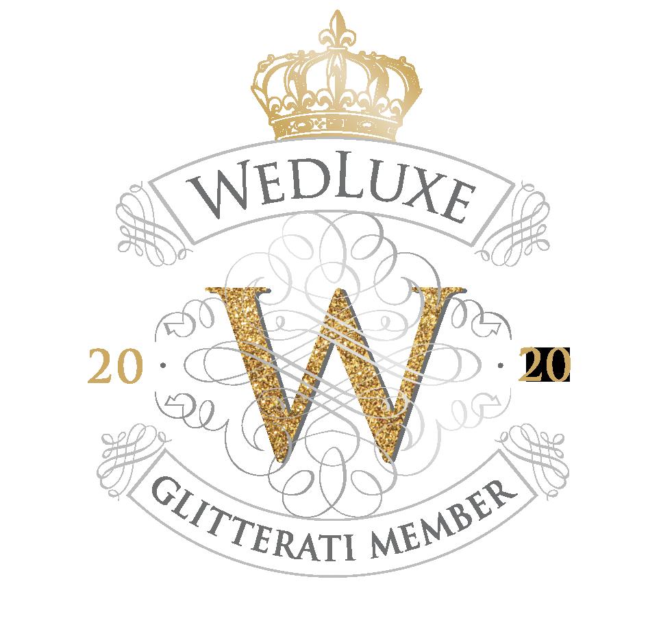 WedLuxe Glitterati Member 2020
