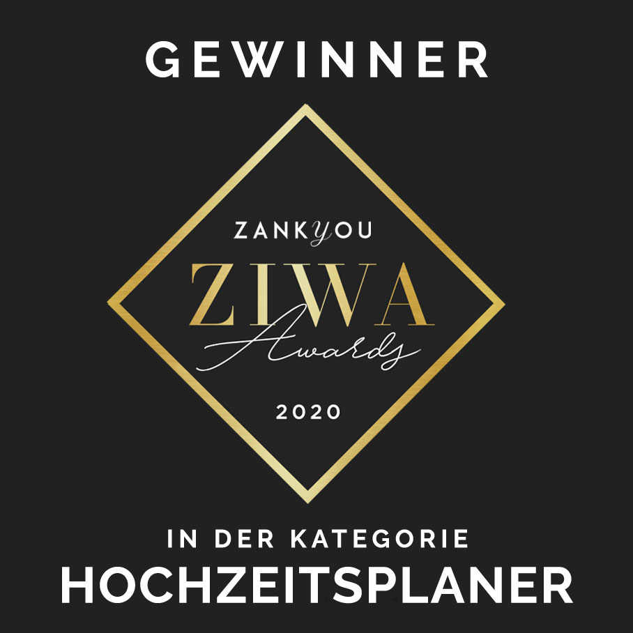 ZIWA AWARD Zankyou 2020